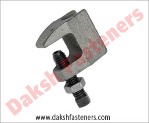 malleable iron beam clamps - strut beam clamp manufacturers exporters india
