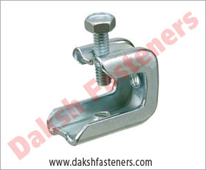 sheet metal beam clamps - strut beam clamp manufacturers exporters india