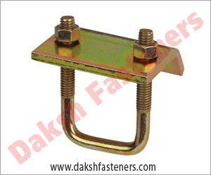 u bolt strut beam clamps - strut beam clamp manufacturers exporters india